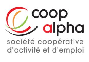 Logo Coop'Alpha