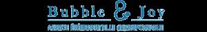 logo Bubble and joy